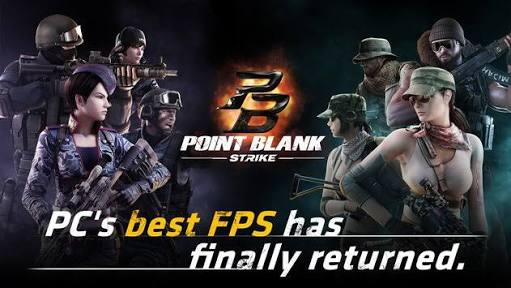 Preview Cheat point blank strike