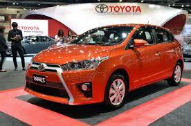 Kết quả hình ảnh cho Toyota Yaris 2014