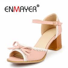 <b>ENMAYER</b> Women Sandals 2018 Ladies <b>Summer Cool</b> Shoes ...