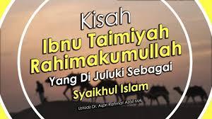 Hasil gambar untuk IBNU TAIMIYAH