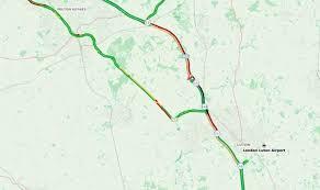 <b>M1</b> traffic <b>latest</b>: <b>M1</b> traffic held after multi-vehicle crash – 50 minute ...
