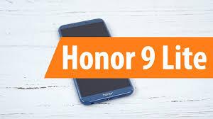 Распаковка <b>Honor 9</b> Lite / Unboxing <b>Honor 9</b> Lite