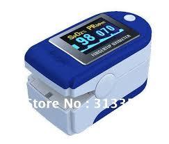 Free shipping <b>Pulse oximeter</b> contec <b>cms 50D</b> original CE FDA ...