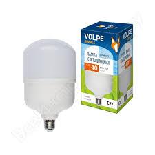 Светодиодная <b>лампа volpe</b>. матовая. серия <b>simple led</b>-<b>m80</b>-<b>40w</b> ...