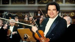 <b>Itzhak Perlman</b> and Daniel Barenboim perform <b>Brahms's</b> Violin ...
