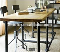 dining table with wheels: wood coffee table with wheels antique pipe table dining table