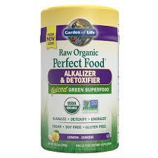 Garden of Life <b>Raw Organic Perfect</b> Food Alkalizer & Detoxifier 10.1 ...