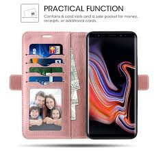 <b>Wallet Cases</b> Electronics PU Leather + TPU Inner Shell Pixel 3 XL ...