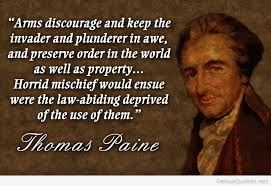 Thomas Paine Quote via Relatably.com