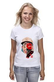 <b>Футболка классическая Red</b> girl #2159620 – заказать женские ...