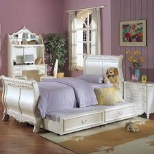 purple girls bedroom with white furniture set bedrooms with white furniture