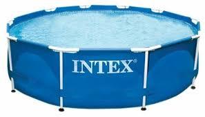 <b>Бассейн Intex Metal Frame</b> 2... — купить по выгодной цене на ...