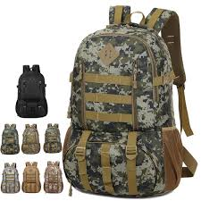 2019 <b>New Outdoor Mountaineering Bag</b> Travel Backpack 50L Large ...