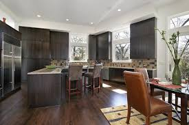 ideas dark wood floor
