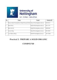 (PDF) Preparing a pure aspirin (<b>acetylsalicylic acid</b>)
