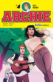 August 2015 Omnicomic Annie Wu and Veronica Fish Join Archie