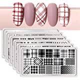 PICT YOU Nail Stamper Kit 10 Pcs Nail Stamping ... - Amazon.com