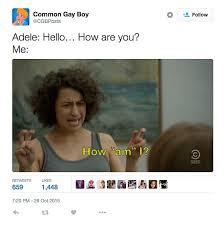 Funny Adele Memes   POPSUGAR Celebrity Australia via Relatably.com