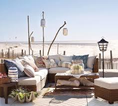 image of lovely hanging seashell decor inspiration beautiful beach homes ideas