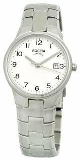 Наручные <b>часы BOCCIA 3122-10</b> — купить по выгодной цене на ...