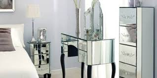 decorating with mirrored bedroom furniture bedroom with mirrored furniture