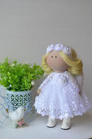 Christmas angel Mom gift Christmas Doll <b>Tilda</b> doll Handmade ...