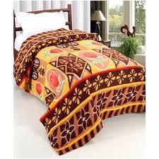 Buy Peponi Pack of 5 <b>Solid Color Single</b> Bed Super Lite Fleece ...