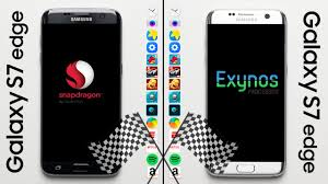 Galaxy S7 (Snapdragon) vs. Galaxy S7 (Exynos) Speed Test ...