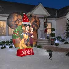 <b>Mickey Mouse Snow</b> Globe | Gemmy