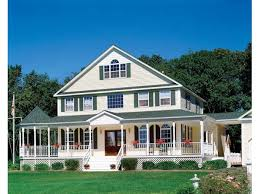 Front Porch Home Plans at Dream Home Source   Front Porch Homes    Whether you    re dreaming of spending afternoons sipping iced tea or planning parties that include the whole neighborhood  you    ll a plan on Dream Home