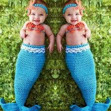 Buy <b>crochet mermaid outfit</b> and get free shipping on AliExpress.com
