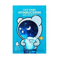 <b>The Oozoo</b> Bear <b>Hyarucerin Ampoule</b> Mask | Life Pharmacy New ...