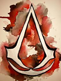 <b>Assassin's Creed Emblem</b> Painting | Assassins creed syndicate evie ...