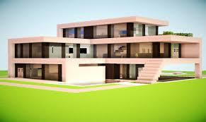 Unique Modern House Design modern house design and floor plan        minecraft modern house design modern house design and floor plan