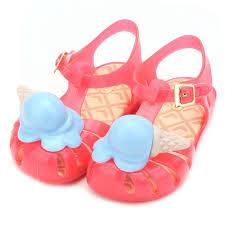 Click to Buy << <b>Mini Melissa Ice</b> Cream Girl Sandals 2017 Summer ...