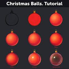 <b>Christmas Balls</b>. Tutorial by Anastasia-<b>berry</b> on DeviantArt