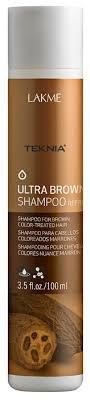 <b>Шампунь</b> Lakme Teknia Ultra Brown <b>Освежающий</b> цвет ...