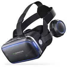 <b>VR SHINECON</b> G04E 7th <b>Generation</b> 3D Headset Home Theater ...