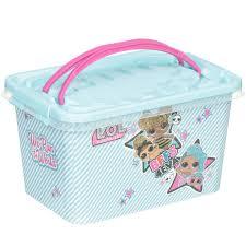 <b>Ящик для игрушек Альтернатива</b> LOL Surprise М7635, 7 л в ...