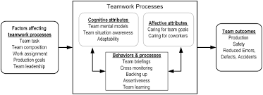 team processes and safety of workers cognitive affective and team processes and safety of workers cognitive affective and behavioral processes of construction crews journal of construction engineering and