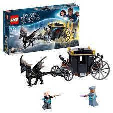 Конструктор <b>LEGO Harry Potter</b> 75951 <b>Побег</b> Грин-де-Вальда ...