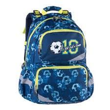 Школьный <b>рюкзак Pulse Anatomic XL</b> Football 10 121467