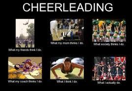 cheerleading meme | Tumblr via Relatably.com