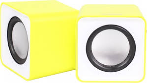 <b>Колонки Smartbuy MINI</b> 5Bт USB <b>Black</b>/Yellow <b>Колонки</b> для ПК ...