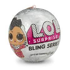 Кукла <b>Лол</b> Праздничный <b>сюрприз LOL</b> Surprise Bling Series <b>MGA</b> ...