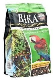 <b>Вака Корм High quality</b> для крупных попугаев — купить по ...