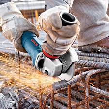 <b>Угловая шлифмашина Bosch</b> Professional <b>GWS</b> 1400, 1400 Вт ...