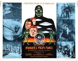 Image result for images of movie invaders from mars