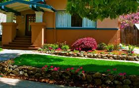 Design Plan  Front yard landscaping ideas for mobile homes GuideShade Landscaping Ideas for Front of House