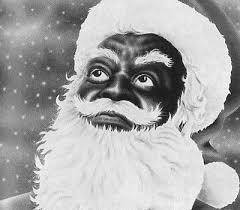 Image result for black santa